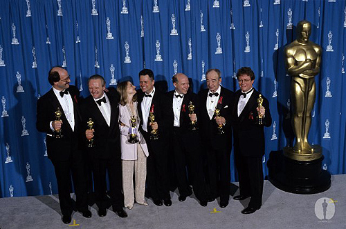 Oscar winning Producer - Ed Saxon